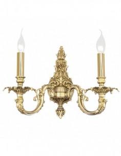 Aplique Palace 3 luces