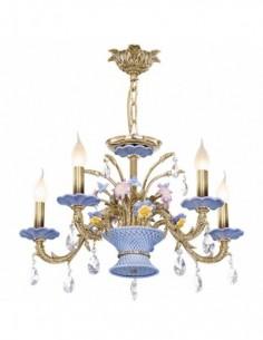 Valencia Ceramic Lamp XS
