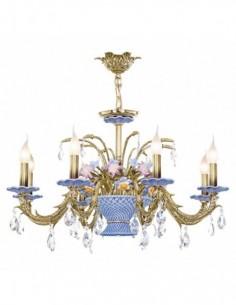 Валенсия Керамическая лампа XL