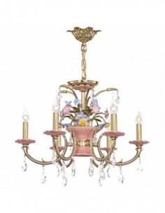 Ceramic lamp Valencia S