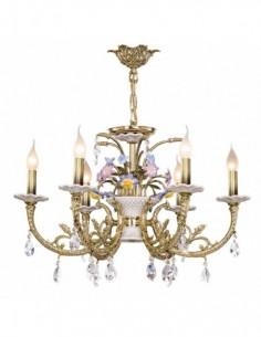 Ceramic lamp Valencia M