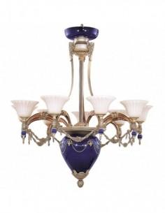 Керамическая лампа Престиж М