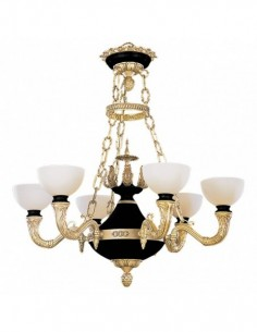 Amber lamp Imperial S