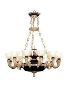 Amber lamp Imperial M