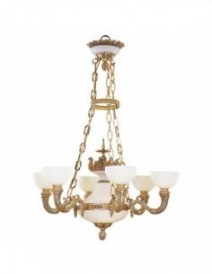 Lámpara Imperial Alabastro XS