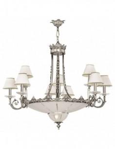 Stephanie Glass Ceiling Lamp