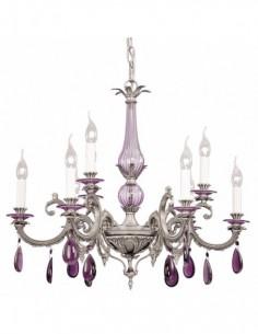 Cora glass lamp L