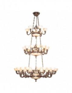 Imperial Alabaster Lamp XL
