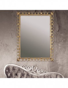 Square Tiana Mirror.
